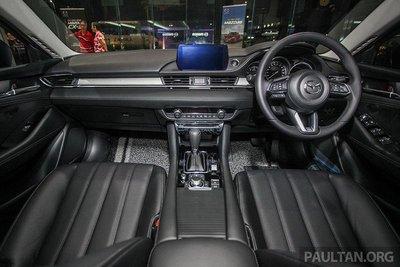 Cận cảnh Mazda 6 2018 facelift tại lễ ra mắt khách hàng Malaysia a4