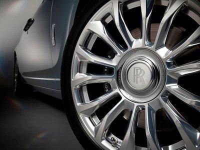 Bộ vành xe Rolls-Royce Silver Ghost Collection