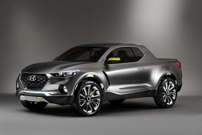 Bán tải Hyundai Santa Cruz 2020 có giá chưa đến 500 triệu đồng...