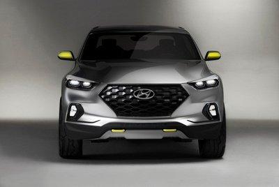 Bán tải Hyundai Santa Cruz 2020 có giá chưa đến 500 triệu đồng a1