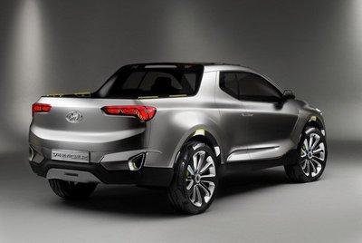 Bán tải Hyundai Santa Cruz 2020 có giá chưa đến 500 triệu đồng A3
