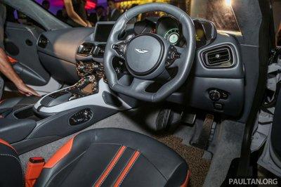 Aston Martin V8 Vantage 2018 trình làng tại Malaysia, giá hơn 8 tỷ 9