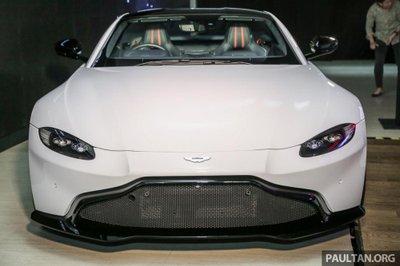 Aston Martin V8 Vantage 2018 trình làng tại Malaysia, giá hơn 8 tỷ 3