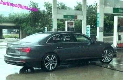 """Audi A6L """"cao kều"""" được vén màn - 5"""