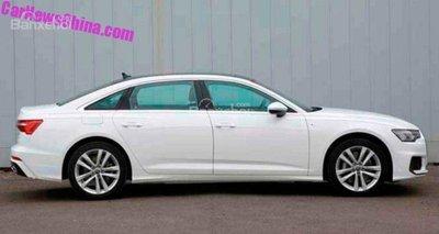 """Audi A6L """"cao kều"""" được vén màn - 2"""