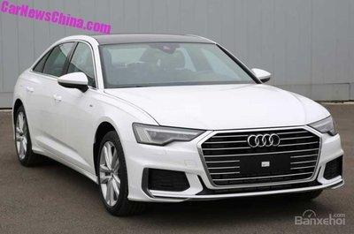 """Audi A6L """"cao kều"""" được vén màn - 1"""