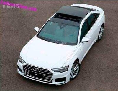 """Audi A6L """"cao kều"""" được vén màn - 4"""