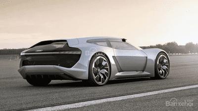 Audi PB18 E-Tron Concept chính thức ra mắt toàn thế giới - 2