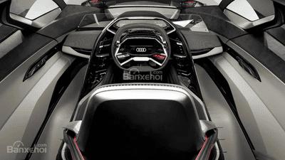 Audi PB18 E-Tron Concept chính thức ra mắt toàn thế giới - 3