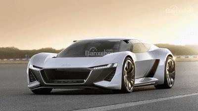 Audi PB18 E-Tron Concept chính thức ra mắt toàn thế giới - 1