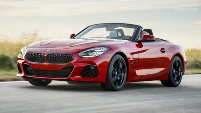 BMW Z4 roadster chính thức ra mắt với công suất 335 mã lực - 1
