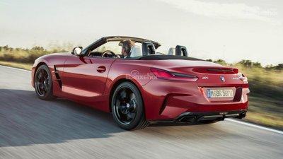 BMW Z4 roadster chính thức ra mắt với công suất 335 mã lực - 2