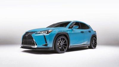 Lexus sắp trưng bày 2 mẫu xe concept cùng bản độ Lexus UX độc đáo - 4