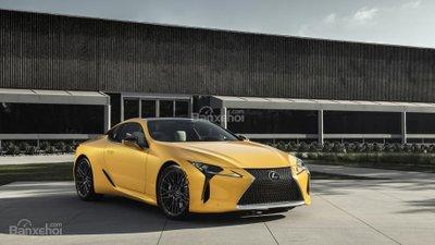 Lexus sắp trưng bày 2 mẫu xe concept cùng bản độ Lexus UX độc đáo - 1