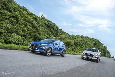 Hyundai Kona 2018 về Việt Nam giá cao vẫn bị cắt bỏ nhiều trang bị..