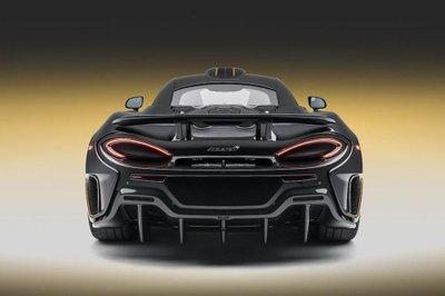 McLaren 600LT có thêm bản chỉnh sửa MSO siêu sang trọng 17