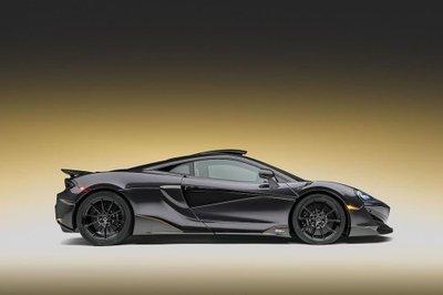 McLaren 600LT có thêm bản chỉnh sửa MSO siêu sang trọng 11