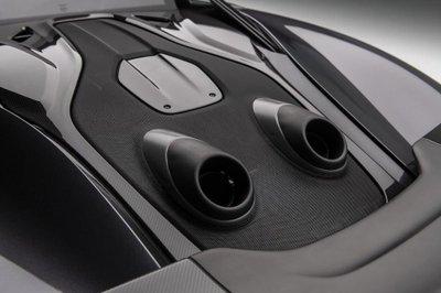 McLaren 600LT có thêm bản chỉnh sửa MSO siêu sang trọng 9