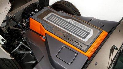 Jaguar E-Type trình làng phiên bản chạy điện 14