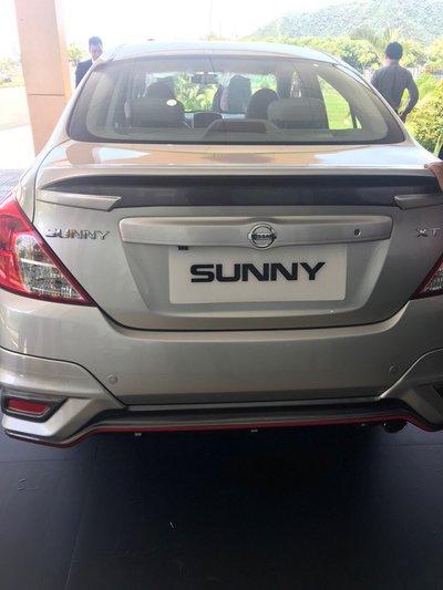 Nissan Sunny 2018 facelift bất ngờ xuất hiện, sắp ra mắt chính thức Việt Nam a3