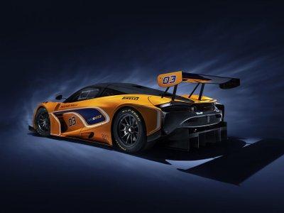 McLaren 720S GT3 giá hơn 13 tỷ đồng chính thức lộ diện a2
