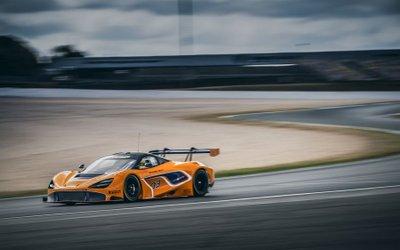 McLaren 720S GT3 giá hơn 13 tỷ đồng chính thức lộ diện a3