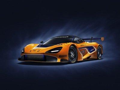McLaren 720S GT3 giá hơn 13 tỷ đồng chính thức lộ diện a10