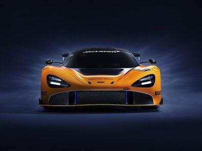 McLaren 720S GT3 giá hơn 13 tỷ đồng chính thức lộ diện 1
