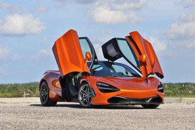10 siêu xe tốt nhất hiện nay: Hội tụ siêu phẩm của Lamborghini và Ferrari 1.