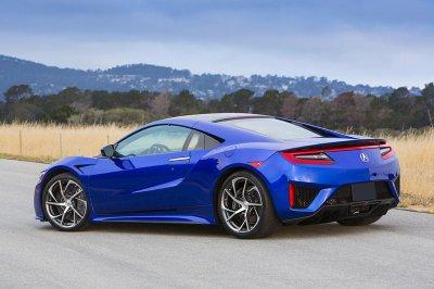 10 siêu xe tốt nhất hiện nay: Hội tụ siêu phẩm của Lamborghini và Ferrari 10.