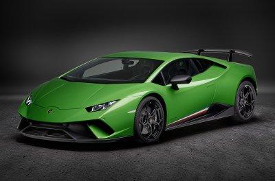10 siêu xe tốt nhất hiện nay: Hội tụ siêu phẩm của Lamborghini và Ferrari 3.