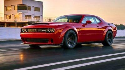 Top 5 mẫu xe hiệu suất cao hàng đầu tại thị trường Mỹ 4.