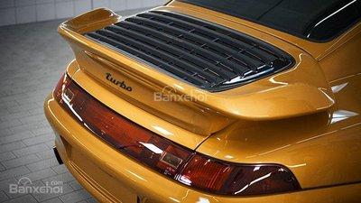 Vén màn xế độc Porsche 911 Turbo Project Gold - 2
