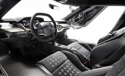 Ford GT 2019 có thêm phiên bản tưởng nhớ chiến thắng 50 năm Le Man 7