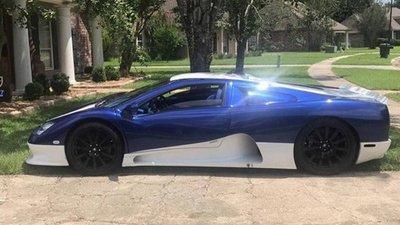 """Chiếc siêu xe SSC Ultimate Aero TT duy nhất đang rao bán với giá """"bèo"""" 1"""