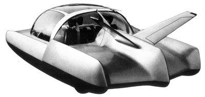 Ý tưởng ô tô dùng nhiên liệu hạt nhân bắt nguồn từ chiến tranh