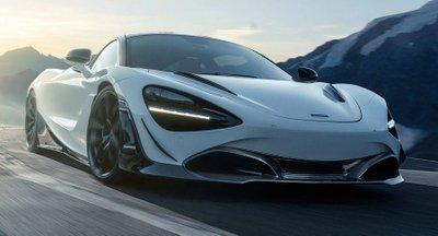 McLaren 720S tăng sức mạnh lên 795 mã lực nhờ tay Novitec 3
