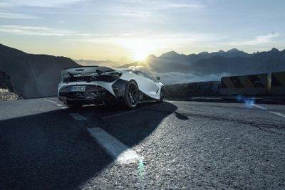 McLaren 720S tăng sức mạnh lên 795 mã lực nhờ tay Novitec 8