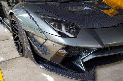 Cận cảnh Lamborghini Aventador độ chính hãng đầu tiên tại Việt Nam - Ảnh 6.