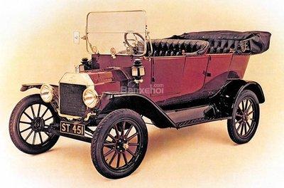 Ảnh xe Ford Model T