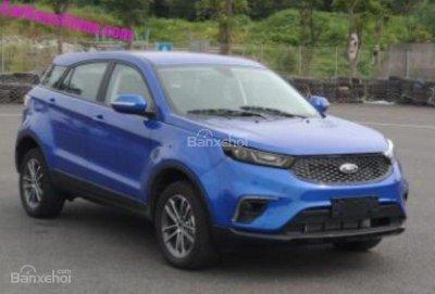 """Vén màn Ford Territory, chiếc SUV giá rẻ Ford """"nhái"""" Trung Quốc - 1"""
