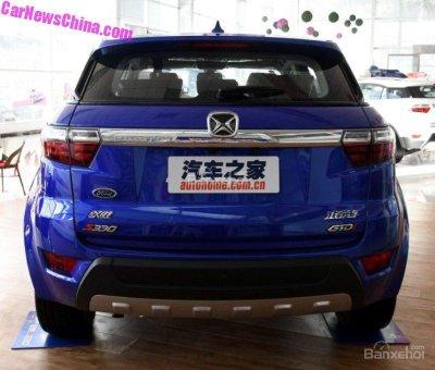 """Vén màn Ford Territory, chiếc SUV giá rẻ Ford """"nhái"""" Trung Quốc - 4"""
