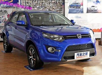 """Vén màn Ford Territory, chiếc SUV giá rẻ Ford """"nhái"""" Trung Quốc - 2"""