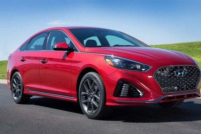 Hyundai Sonata Sport 2019 gây thất vọng với chất thể thao chưa tới.
