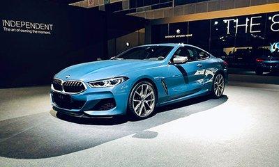 BMW 8-Series cập bến thị trường Đông Nam Á.