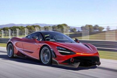 """McLaren 720S đã đẹp, DMC vẫn """"cố tình"""" độ xe đẹp hơn 1"""