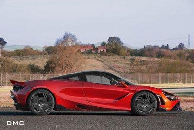 """McLaren 720S đã đẹp, DMC vẫn """"cố tình"""" độ xe đẹp hơn a2"""