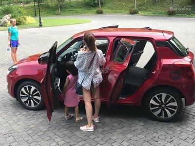 Suzuki Swift 2018 mới sắp ra mắt Việt Nam với giá dự kiến từ 499 triệu đồng, tháng 10 giao xe - Ảnh 7.