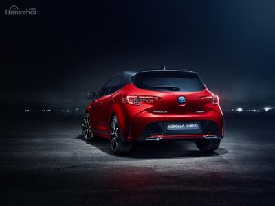 Auris đời mới sẽ đội lốt xe hot Toyota Corolla - 3