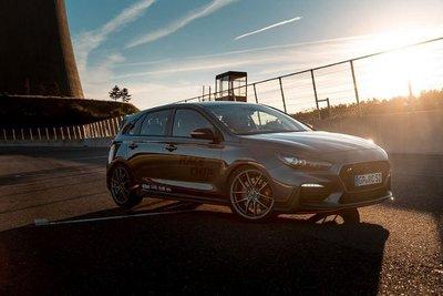 Hyundai i30 N Performance mạnh hơn nhờ bàn tay phù phép của hãng độ RaceChip a5
